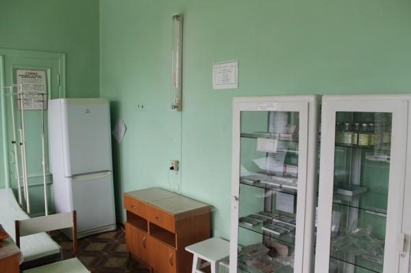 Процедурный кабинет стационара